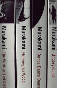 books of murakami