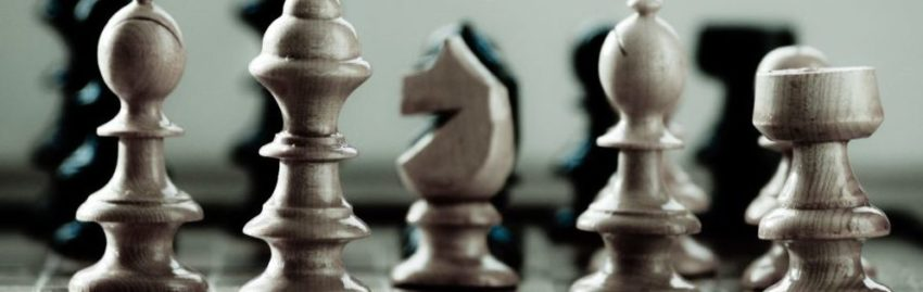 Playing video game can be as strategic as playing a chess game