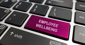 Keyboard Enter Key overwritten with Employee Wellbeing
