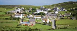 [cml_media_alt id='6764']Panoramic view of cottages, Cregnesh, Isle of Man, British Isles[/cml_media_alt]