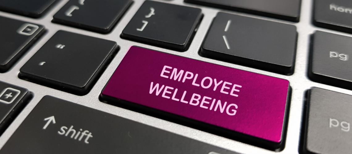 Keyboard Enter Key overwritten with Employee Wellbeing